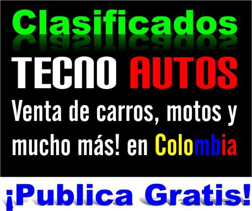 clasificados de carros usados en Colombia