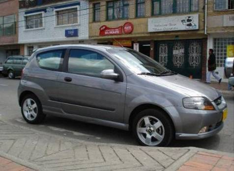 Vendo Chevrolet Aveo 1 4 Gti 3p Aa 2008 Bogot 225
