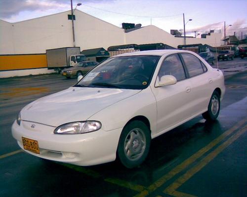 Vendo Hyundai Elantra Avante Gls 1996 Zipaquira
