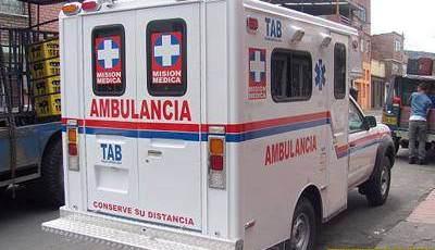 Nissan Frontier Diesel >> Vendo Ambulancias Nissan 2011 | Bogota D.C. | Clasificados ...