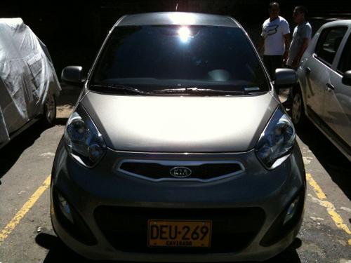 Venta De Carros >> Kia Picanto ION 2012 | Clasificados de Compra y Venta de Carros y Motos Colombia